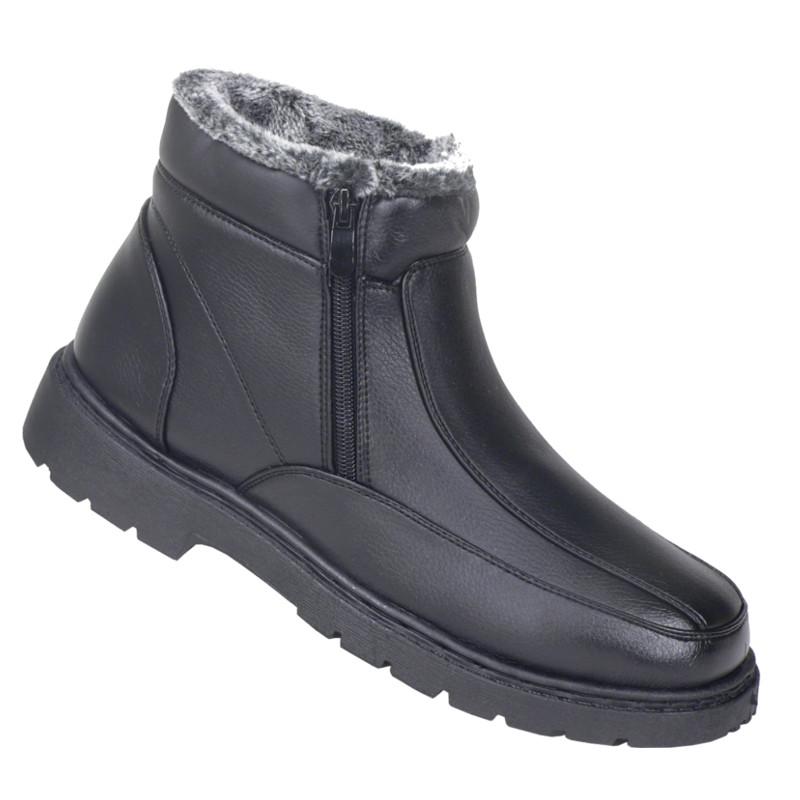 herren stiefel winter stiefel winterschuh outdoor boots. Black Bedroom Furniture Sets. Home Design Ideas