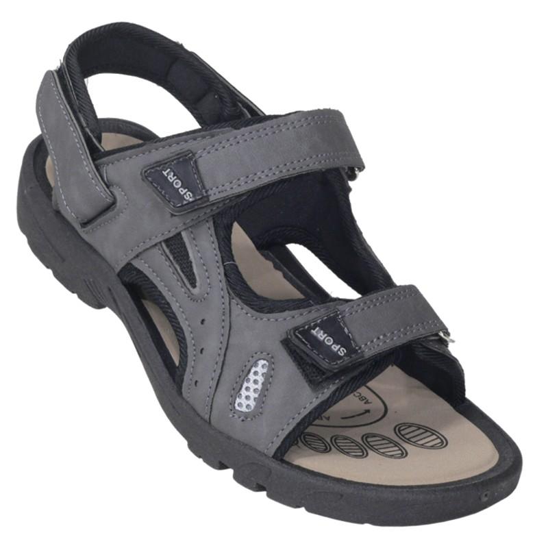 outdoor herren sandalen trekking sandalen damen sandale klett schuhe jungen z133 ebay. Black Bedroom Furniture Sets. Home Design Ideas