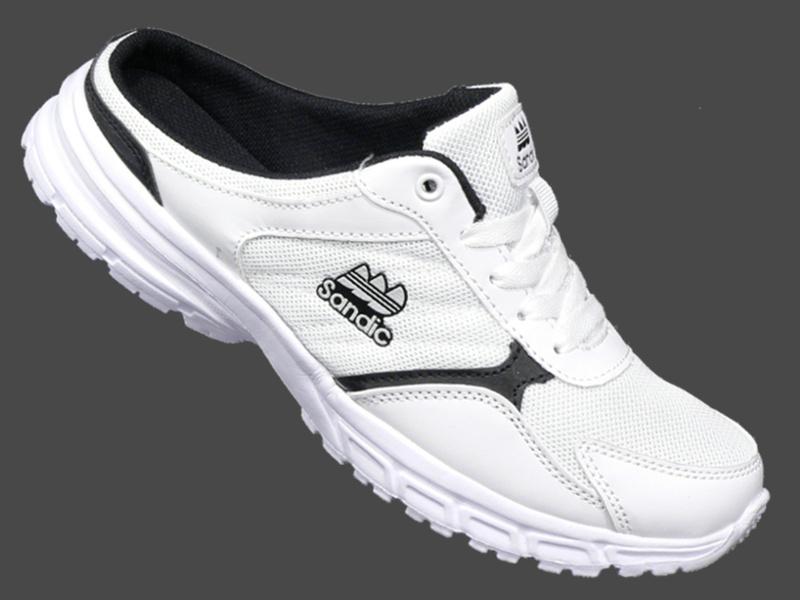 limitierte Anzahl Wählen Sie für neueste Stufen von Details zu Herren Sportschuh Damen Sneaker Clogs Sommer Schuhe Atmungsaktiv  M07 Weiss